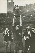 Franco «jugó» la Eurocopa del 64