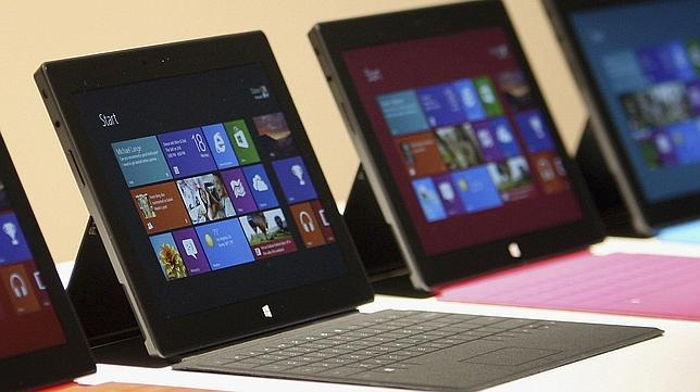 Microsoft alters its strategy with the tablet Surface