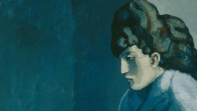 «Mujer sentada» alcanzó los 10,6 millones de euros en la subasta de Christie's. EFE