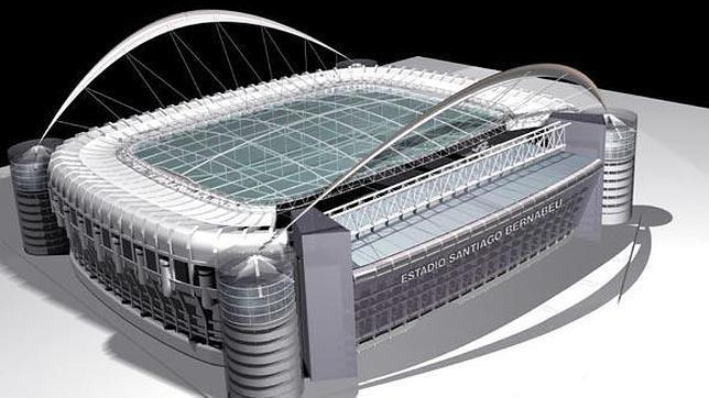 Seis arquitectos mundiales para renovar el Santiago Bernabéu