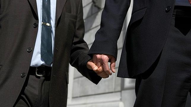 El matrimonio gay llega al Diccionario de la Real Academia para quedarse