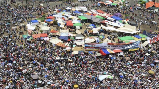 Los Hermanos Musulmanes mantienen la presión en Tahrir