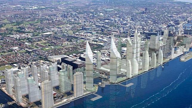 Liverpool, la primera ciudad en caer en la «lista negra» de la Unesco