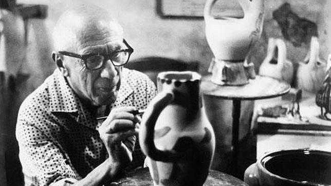 Picasso Arrasa Con Sus Cer 225 Micas En Londres Abc Es