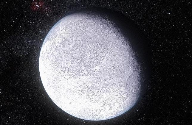 Eris, el hermano gemelo de Plutón