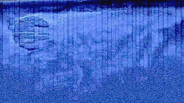 El «ovni» del Báltico asombra a los buzos