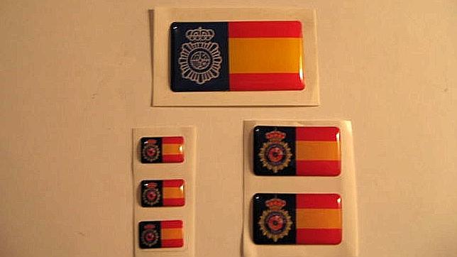 Es legal llevar la bandera de espa a en la pistola - Pegatinas de pared baratas ...