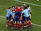 Eurocopa 2012: España, a un paso de un triplete histórico