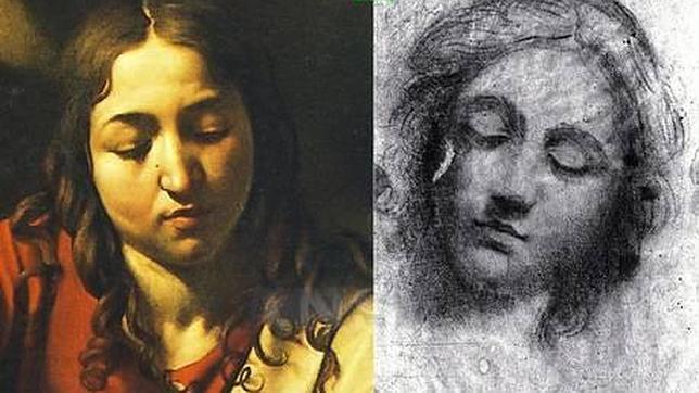 Hallan en Milán un centenar de dibujos inéditos atribuidos a Caravaggio