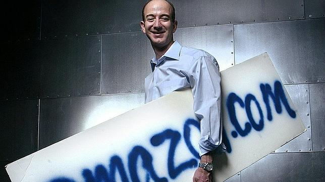 Amazon quiere fabricar su «smartphone» para competir con iPhone y Android