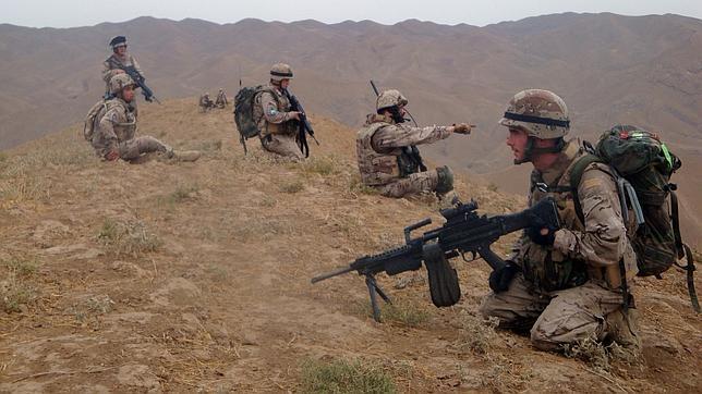 El coste de las misiones militares ha pasado de 18 a 861 millones en 20 años