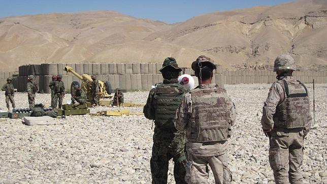 Defensa reconoce la muerte de  siete insurgentes en Afganistán