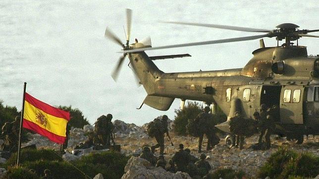 Diez años de la invasión marroquí en Perejil