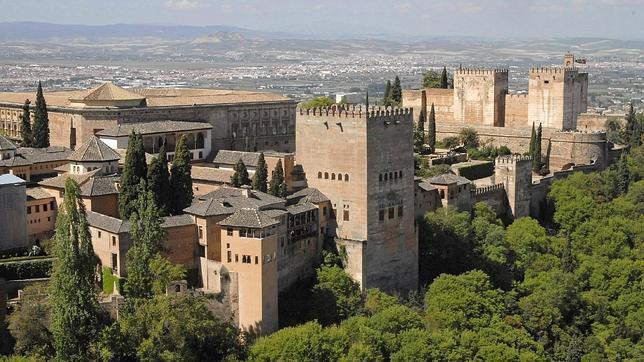 Los monumentos más visitados de España
