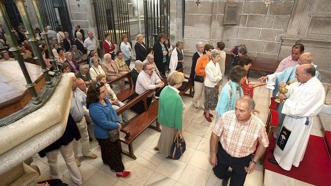 Papa se une a la celebración de los 450 años de la reforma emprendida por Santa Teresa