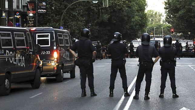 Dia Nacional Espana el Día de la Policía Nacional