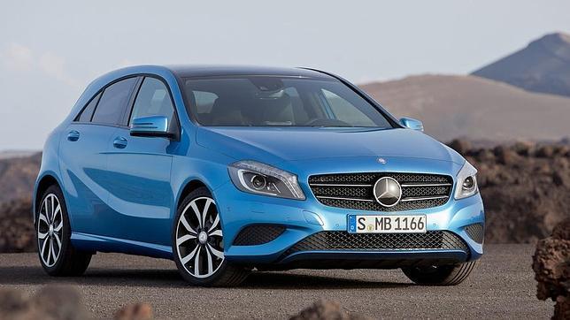 Mercedes benz clase a compacto juvenil y deportivo for Mercedes benz deportivo
