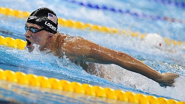 ¿El nuevo rey de la natación?