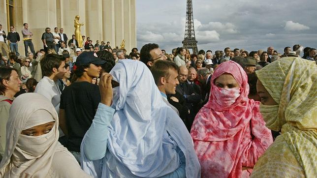 Los musulmanes franceses se hacen de izquierdas