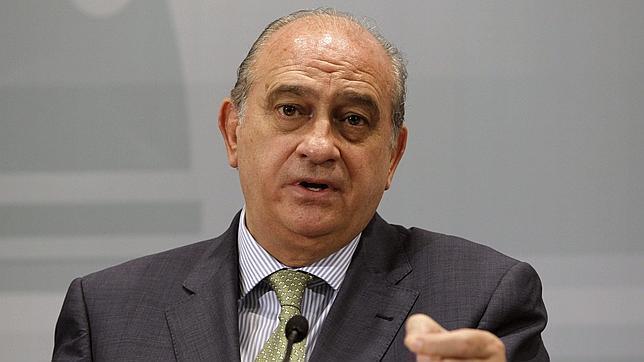 Jorge fern ndez d az ministro de interior for Ministro de interior espana