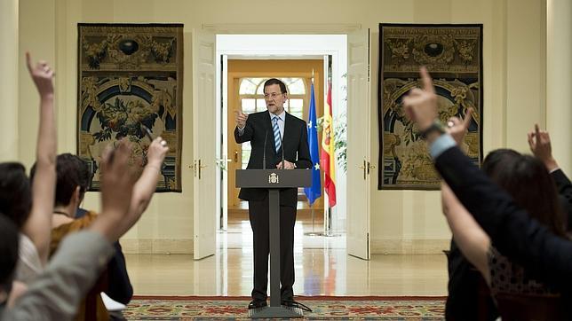 Rajoy crea un Departamento de Seguridad Nacional