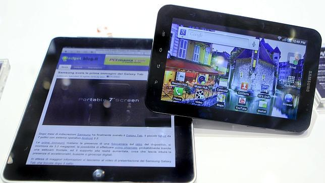 Apple fracasa en su intento de prohibir el Galaxy Tab 10.1 N en Alemania