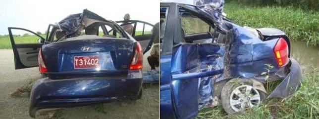 El coche en el que viajaba Payá sufrió «un impacto brutal», según varios disidentes