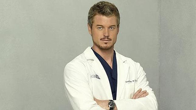 Eric Dane daba vida al Doctor Mark Sloan, o �Doctor caliente�