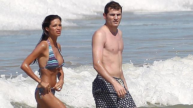 Iker y Sara disfrutan de la playa en las Islas Vírgenes