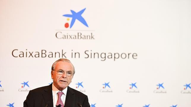 Prensa econ mica caixabank inaugura oficina en singapur y for Oficinas caixa burgos