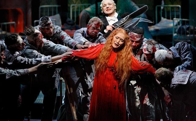 «Tannhäuser» para ciegos y «Parsifal» para videntes en el Festival de Bayreuth
