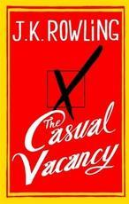 J.K. Rowling presentará «The Casual Vacancy» con una exclusiva lectura en Londres