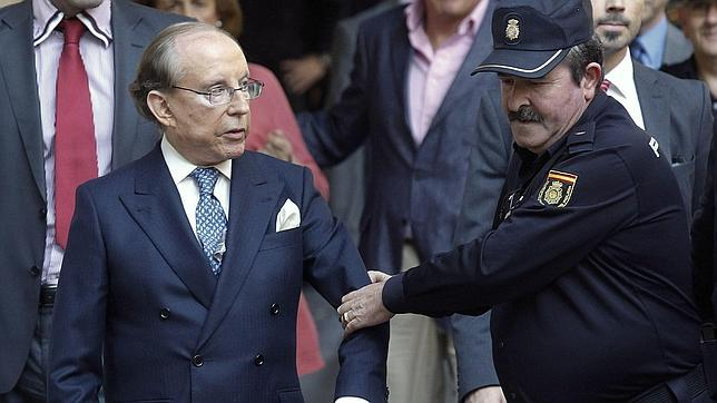 Una juez de Palma ordena la detención de Ruiz-Mateos por no comparecer