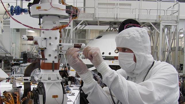 «El objetivo fundamental de Curiosity es determinar si Marte es o fue habitable»
