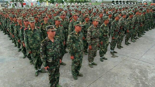 China: El Ejército de la nueva superpotencia