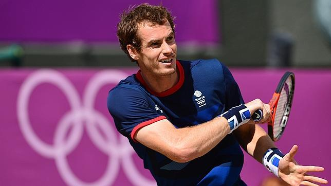 Londres 2012: Murray, por fin