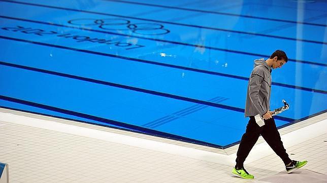 Londres 2012. La vida sin Phelps