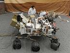 El Curiosity aterrizó en Marte: crónica de siete minutos de terror