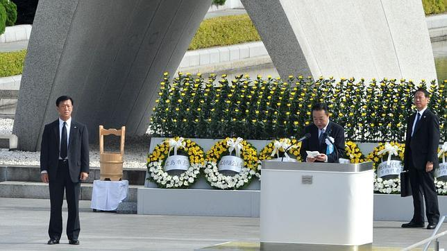 Hiroshima recuerda los 67 años de la bomba atómica