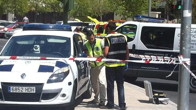Fallece uno de los dos policías heridos en el tiroteo de Usera