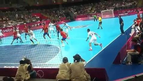 Londres 2012: El último gol de Francia a la selección española, bajo sospecha