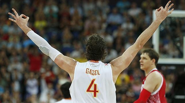 Londres 2012: España gana a Rusia con otro arranque de orgullo y llega a la final