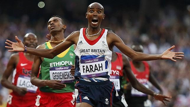 20 momentos de oro de los Juegos de Londres 2012