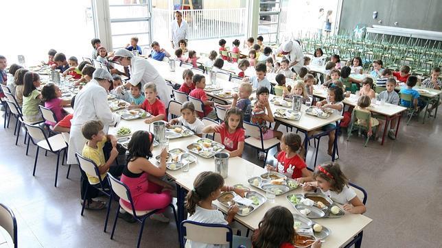 La nueva orden de comedores autoriza al consejo escolar a - Empresas de comedores escolares valencia ...