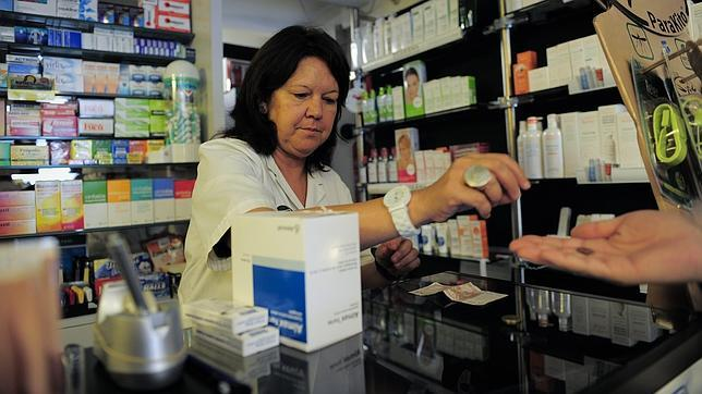 El copago de los medicamentos redujo en julio el gasto farmacéutico en torno al 20%