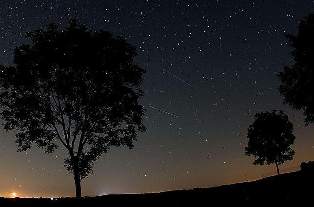 Las Perseidas dejan 150 meteoros por hora