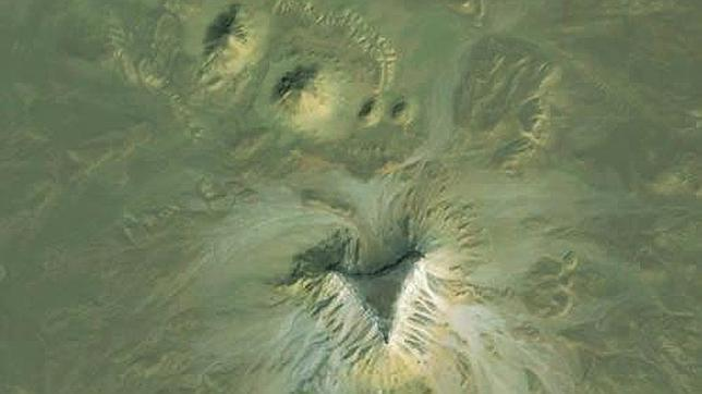 Google Earth, en busca de la pirámide perdida