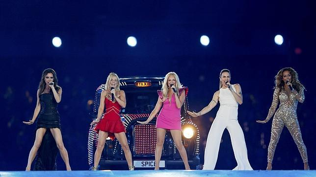 Londres 2012: El curioso factor Spice Girls