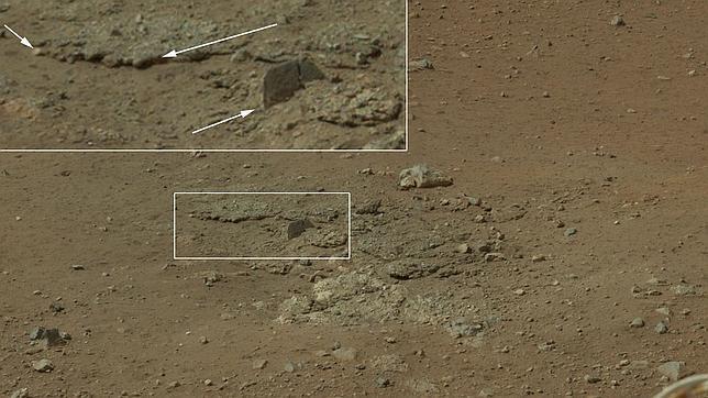 El Curiosity dará un paseo de prueba por Marte en menos de una semana