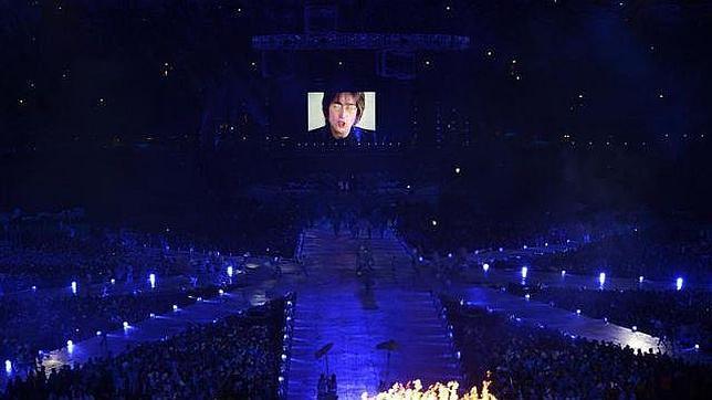 La televisión turca censura a John Lennon en los Juegos Olímpicos
